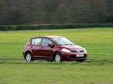 Nissan Tiida Hatchback (C11) 2007–10 images