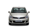 Nissan Tiida Sedan (SC11) 2007–10 wallpapers