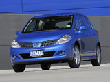 Nissan Tiida Hatchback AU-spec (C11) 2010 photos