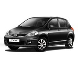 Nissan Tiida Hatchback (C11) 2010 pictures