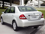 Nissan Tiida Sedan BR-spec (SC11) 2010 pictures