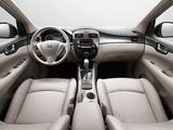 Nissan Tiida Hatchback CN-spec (C12) 2011 images