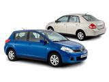 Nissan Tiida wallpapers