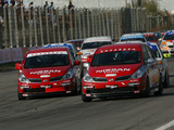 Photos of Nissan Tiida China Circuit Championship Race Car (C11) 2006