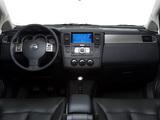 Photos of Nissan Tiida Hatchback (C11) 2007–10