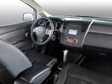 Photos of Nissan Tiida Hatchback (C11) 2010
