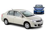 Photos of Nissan Tiida