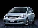 Pictures of Autech Nissan Tiida Axis Hatchback (C11) 2004–08