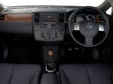 Pictures of Nissan Tiida Sedan ZA-spec (SC11) 2005–08