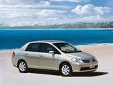 Pictures of Nissan Tiida Sedan CN-spec (SC11) 2005–08