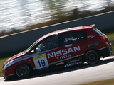 Pictures of Nissan Tiida China Circuit Championship Race Car (C11) 2006
