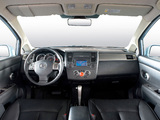 Pictures of Nissan Tiida Hatchback (C11) 2010