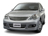 Autech Nissan Tiida Axis Hatchback (C11) 2004–08 wallpapers
