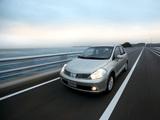 Nissan Tiida Sedan CN-spec (SC11) 2005–08 wallpapers