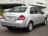 Nissan Tiida Sedan BR-spec (SC11) 2010 wallpapers