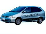 Nissan Tino Hybrid (V10) 2000 wallpapers