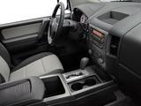 Images of Nissan Titan Crew Cab 2007