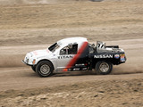 Images of Nissan Titan PRO 4x4 Race Truck 2007