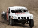 Images of Nissan Titan PRO 4x4 Race Truck 2007