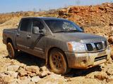 Nissan Titan Crew Cab 2004–07 images