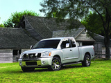Nissan Titan King Cab 2004–07 photos
