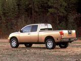 Nissan Titan King Cab 2004–07 photos