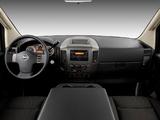 Nissan Titan King Cab 2007 images
