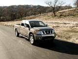 Nissan Titan Crew Cab 2007 images