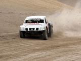 Nissan Titan PRO 4x4 Race Truck 2007 images