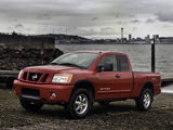 Nissan Titan King Cab 2007 photos