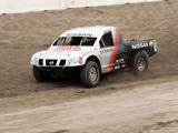 Nissan Titan PRO 4x4 Race Truck 2007 photos