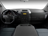 Nissan Titan King Cab 2007 pictures