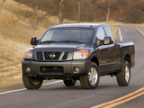 Nissan Titan King Cab 2007 wallpapers