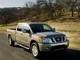 Photos of Nissan Titan Crew Cab 2007