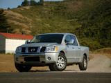Pictures of Nissan Titan Crew Cab 2004–07