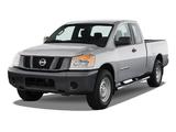 Nissan Titan King Cab 2007 wallpapers