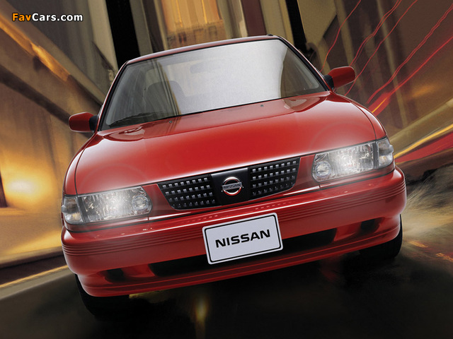 Pictures of Nissan Tsuru 2004 (640 x 480)