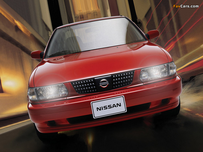 Pictures of Nissan Tsuru 2004 (800 x 600)