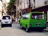 Images of Datsun Urvan (E23) 1980–86