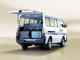 Images of Nissan Urvan Bus (E25) 2007
