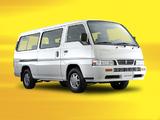 Nissan Urvan (E24) 1995–2001 pictures
