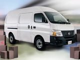 Nissan Urvan High Roof Van (E25) 2007 images
