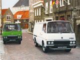 Photos of Datsun Urvan (E23) 1980–86