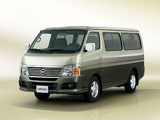Photos of Nissan Urvan Bus (E25) 2007