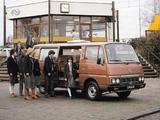 Pictures of Datsun Urvan (E23) 1980–86
