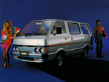 Nissan Datsun Vanette Van (C120) 1980–85 photos