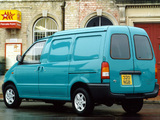 Nissan Vanette Cargo UK-spec (C23) 1995–2001 images