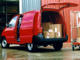 Nissan Vanette E UK-spec (C23) 1995–2001 pictures