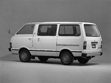 Photos of Nissan Sunny Vanette Coach (C120) 1978–85