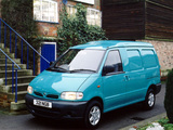 Pictures of Nissan Vanette Cargo UK-spec (C23) 1995–2001